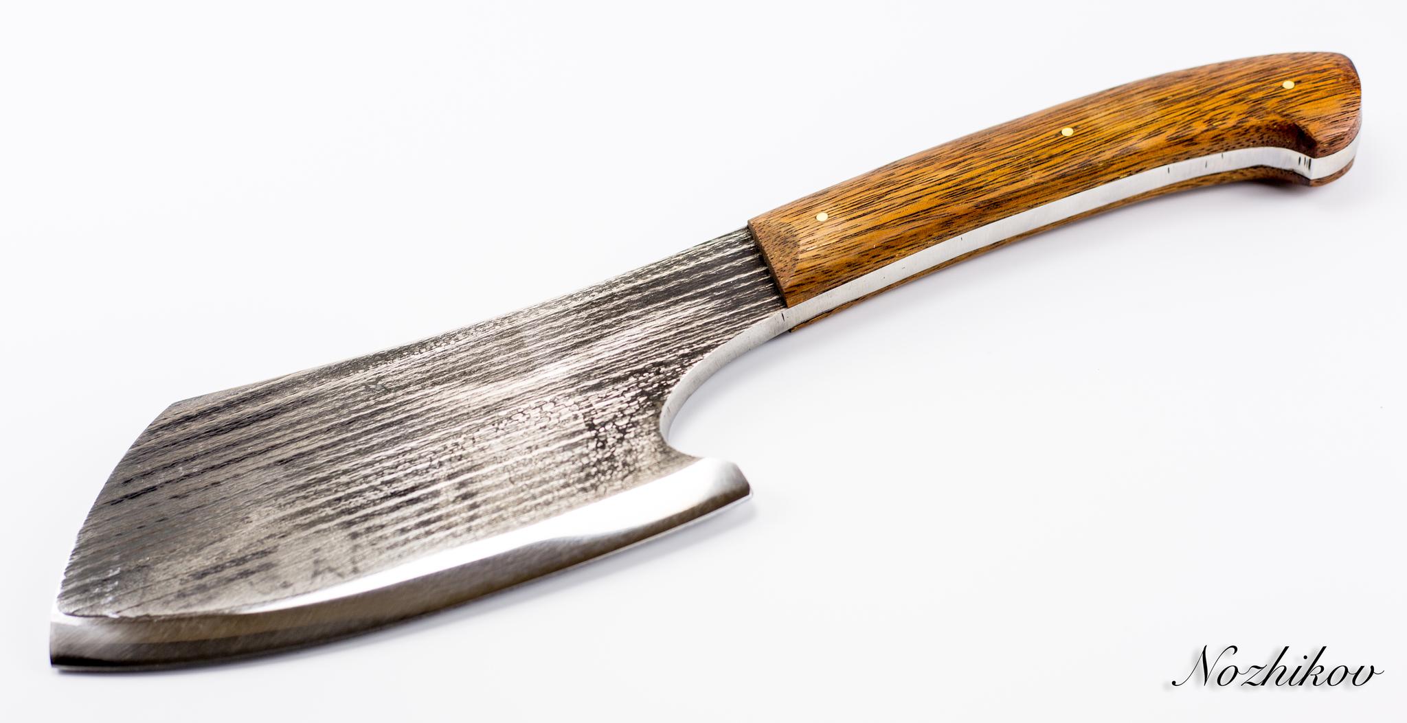 Фото 2 - Тяпка для мяса №7, сталь У8 от Мастерская Климентьева
