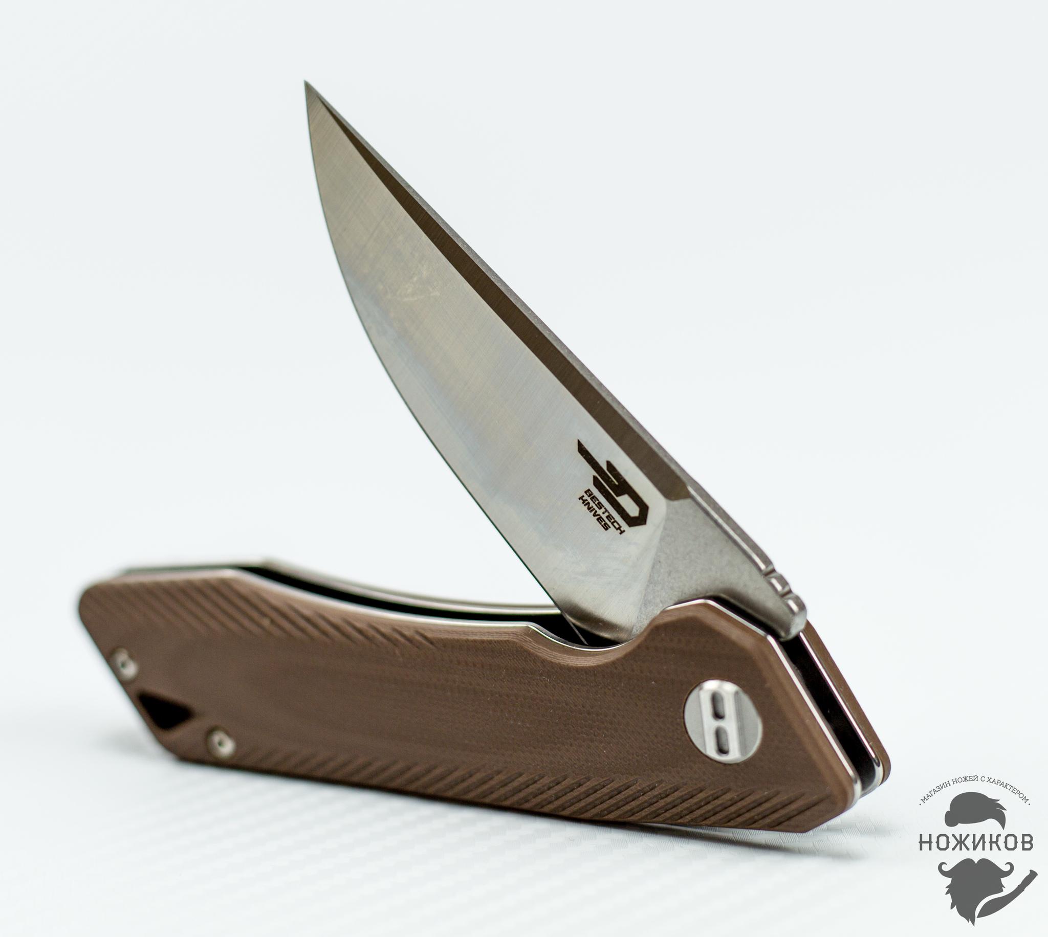Складной нож Bestech Thorn BG10C-2, сталь Sandvik 12C27 от Bestech Knives