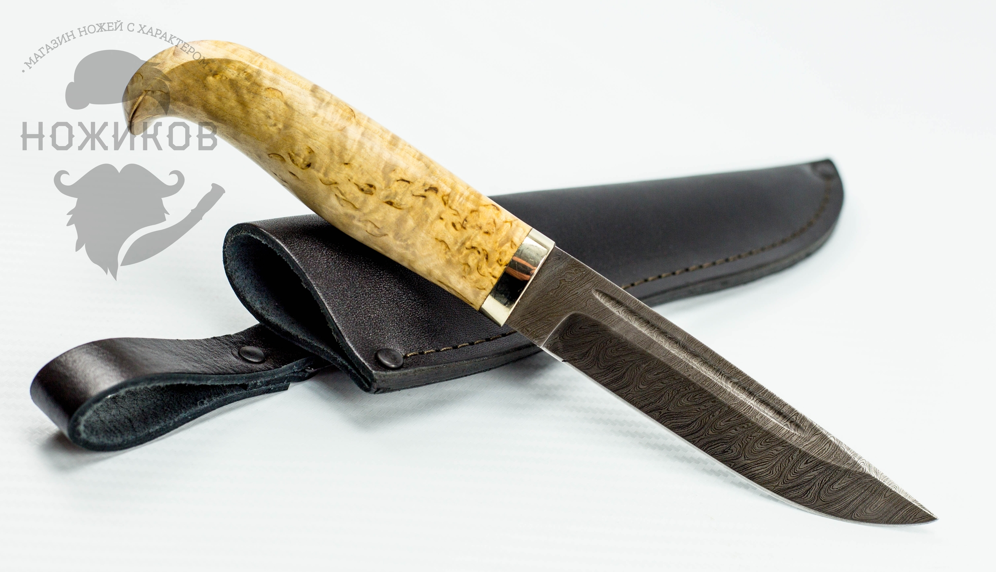 Нож MT-103, дамасск