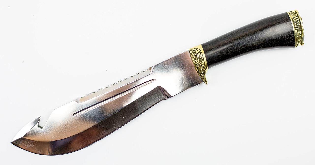 Нож Сталкер sargan сталкер 777