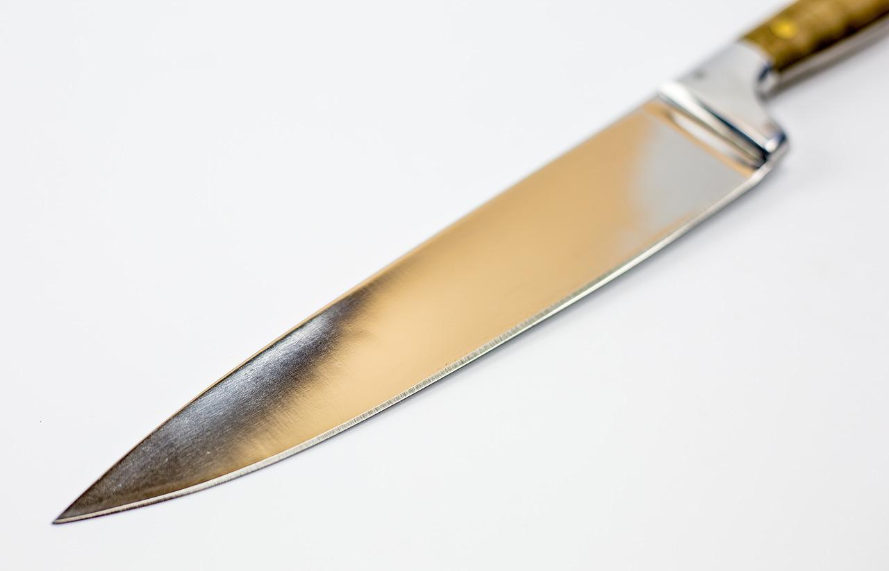 Нож Кухонный 95х18
