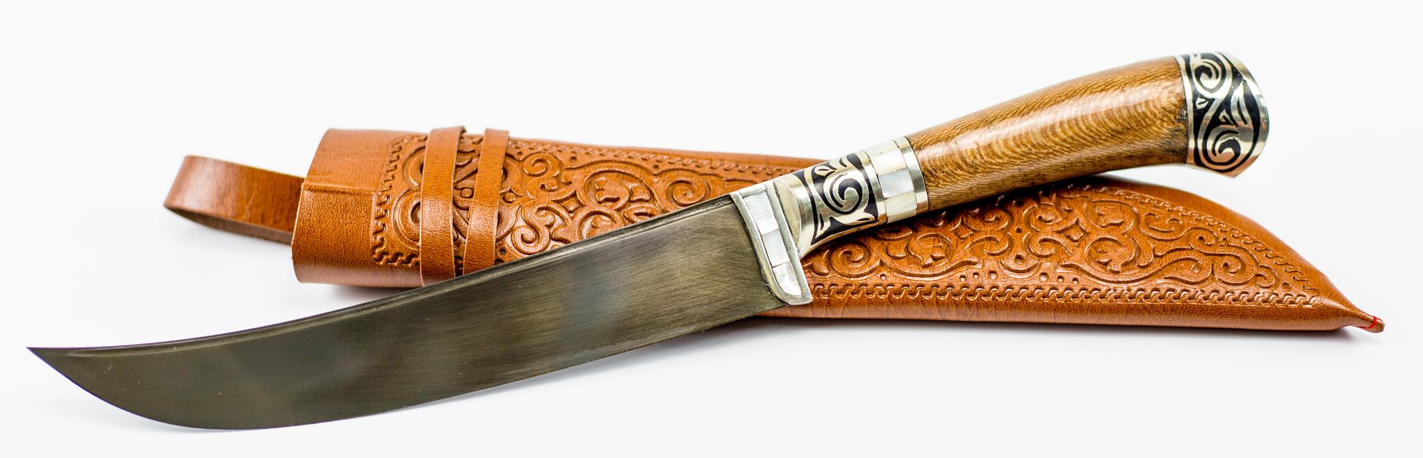 Узбекский нож пчак ШиринУзбекские ножи Пчак<br><br>