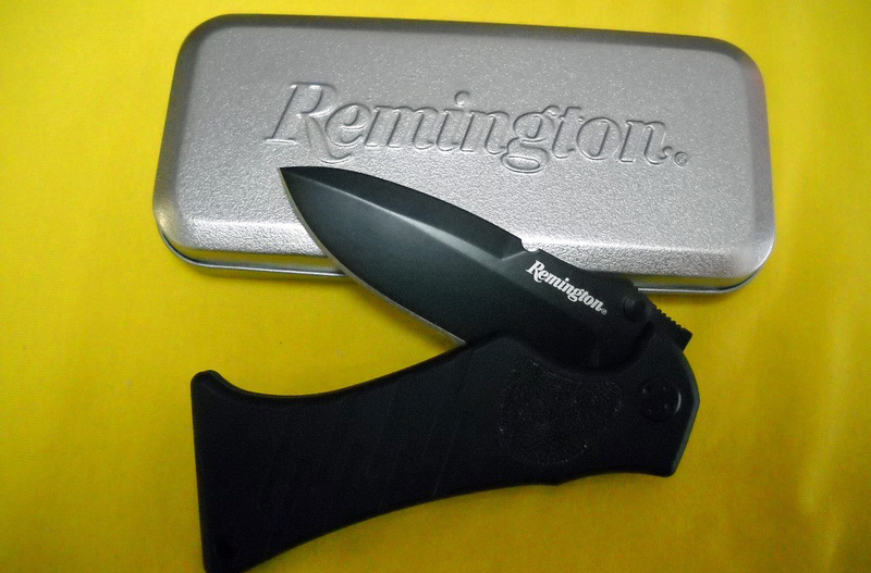Цельнометаллический нож F1