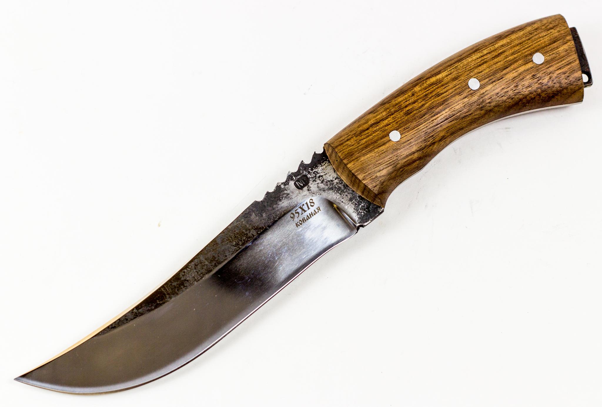 Нож МТ-109 , кованая 95Х18Металлист<br><br>