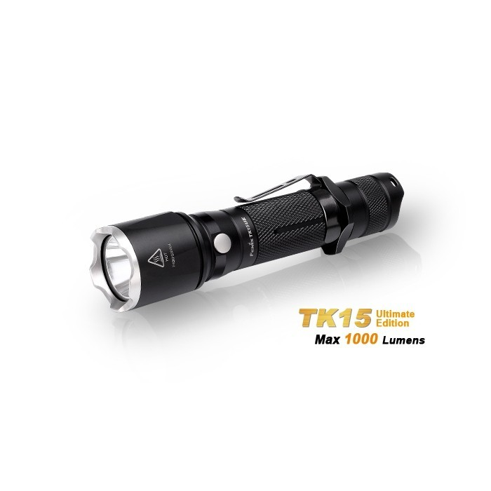 Фонарь Fenix TK15UE CREE XP-L HI V3 LED Ultimate Edition klarus xt32 cree xp l hi v3 led flashlight 1200lm max beam distance up to 1000 meters