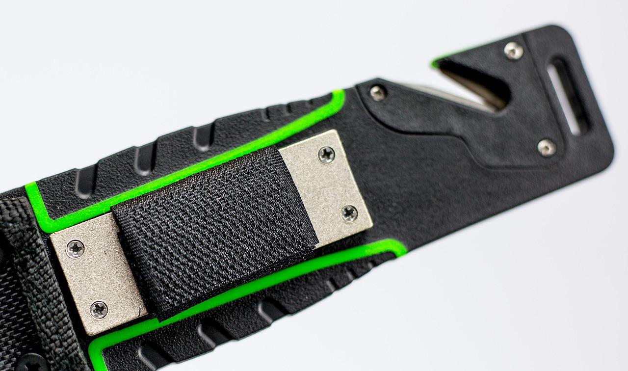 Фото 8 - Нож для выживания с огнивом и точилкой Ganzo G8012, зеленый