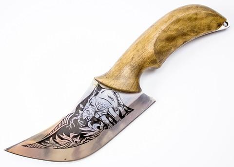 Нож Носорог, 65х13 - Nozhikov.ru