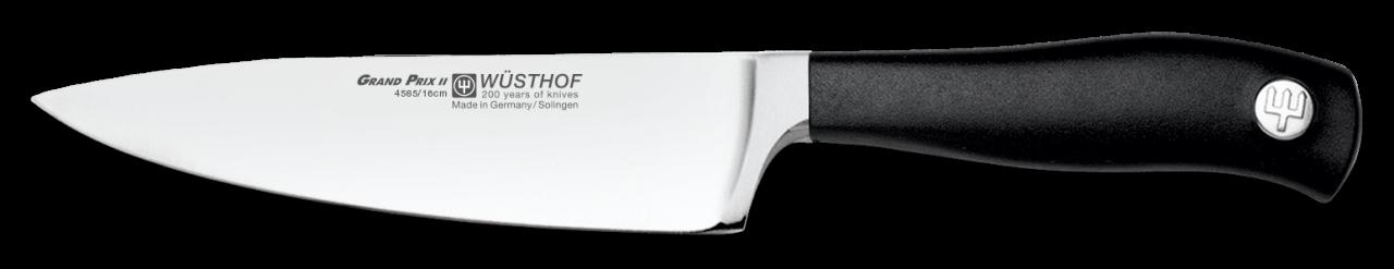 Нож Шефа Grand Prix II 4585/16, 160 мм от Wuesthof
