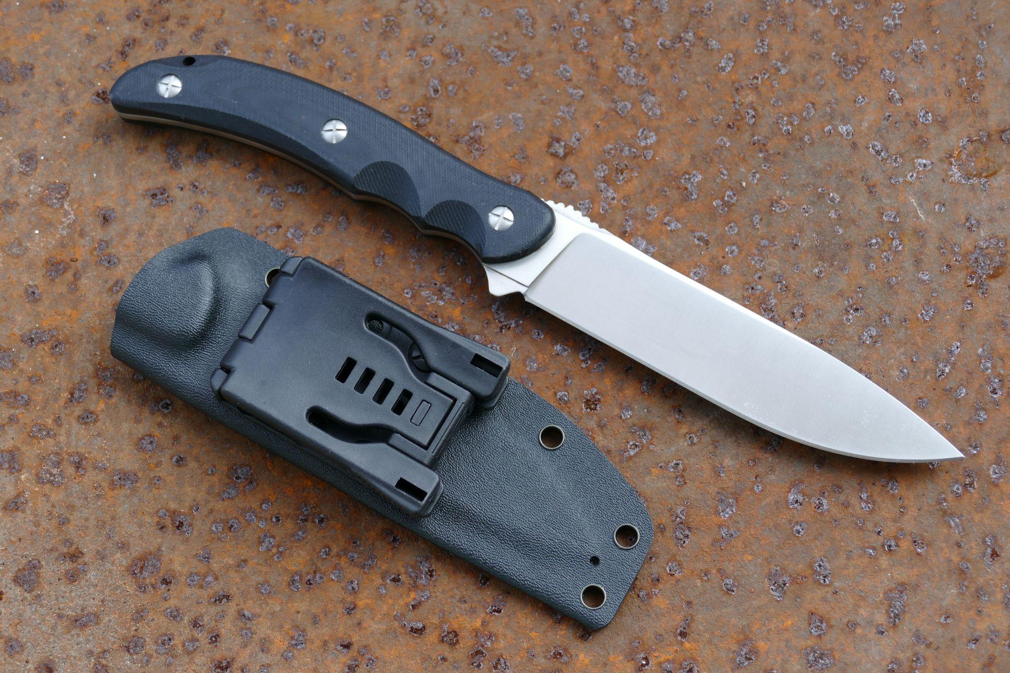 Фото 2 - Нож Бастион от Steelclaw