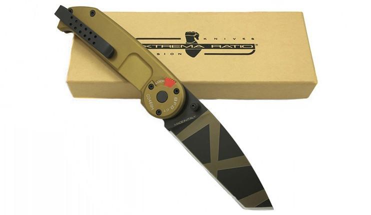 Складной нож BF2 Classic Tanto Desert Warfare