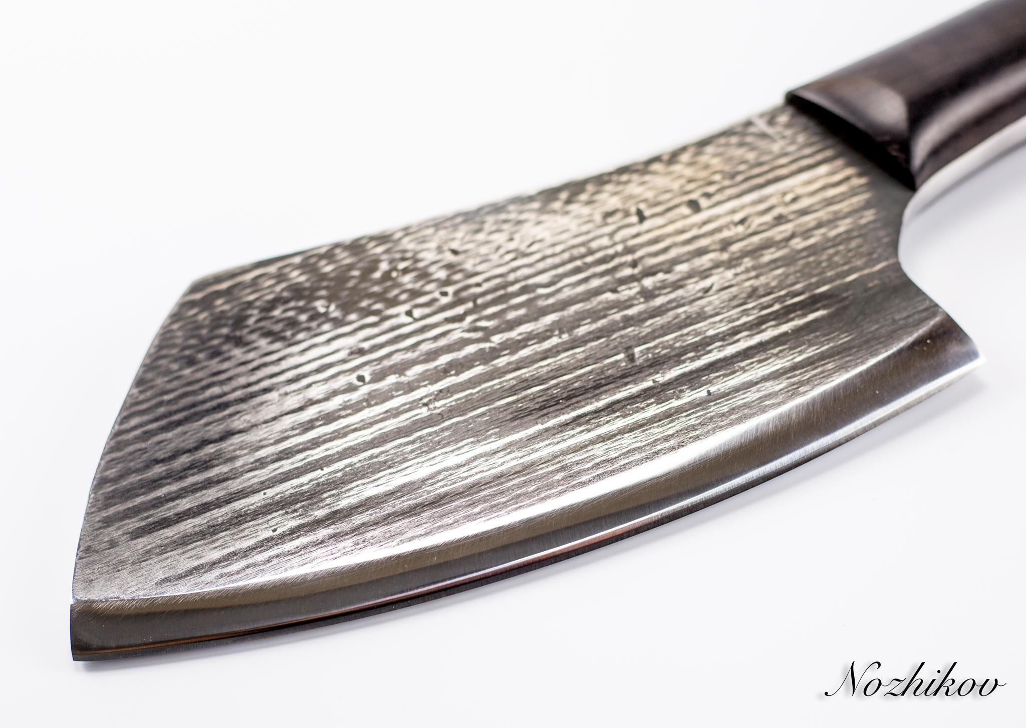 Фото 4 - Тяпка для мяса №8, сталь У8 от Мастерская Климентьева