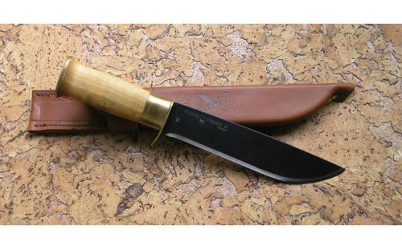 Нож с фиксированным клинком Strmeng Samekniv KS8 LX 20.6 см.Охотнику<br>Нож с фиксированным клинком Strmeng Samekniv KS8 LX 20.6 см.<br>