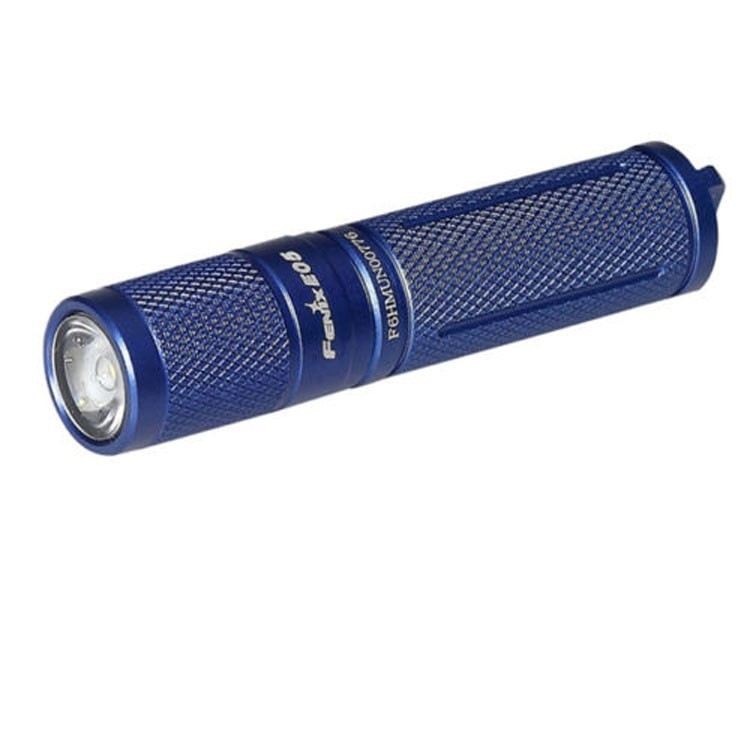 Фонарь Fenix E05 (2014 Edition) Cree XP-E2 R3 LED, синий rechargeable super led cree flashlight jetbeam mini 1