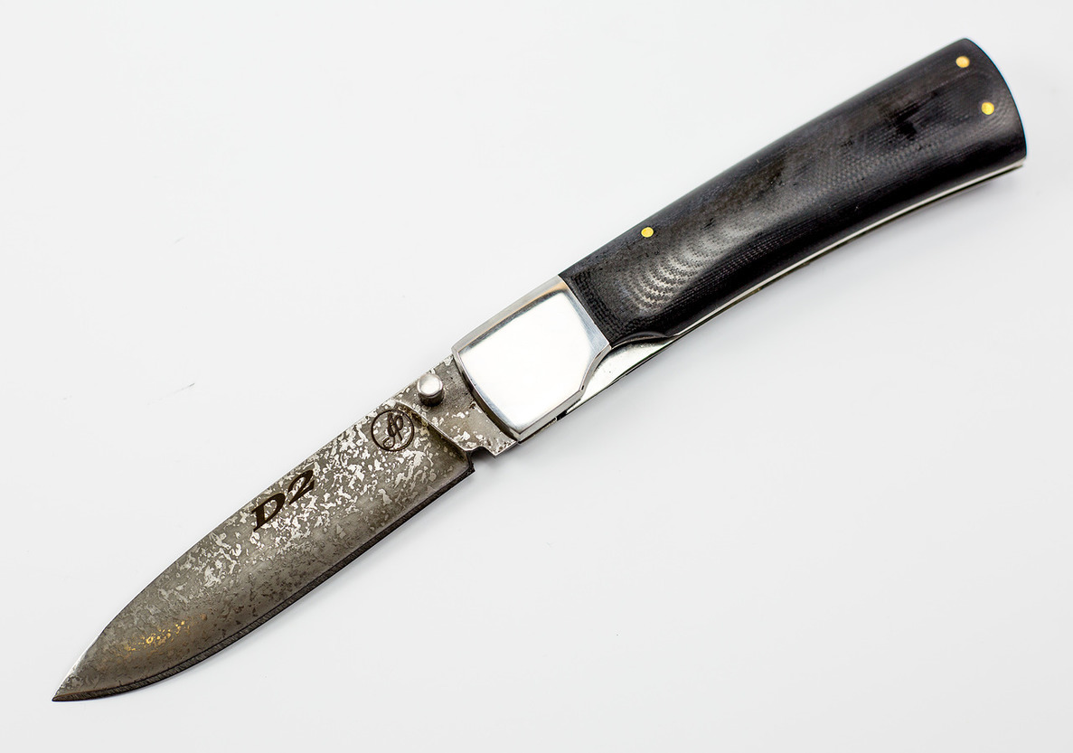 Фото - Нож складной