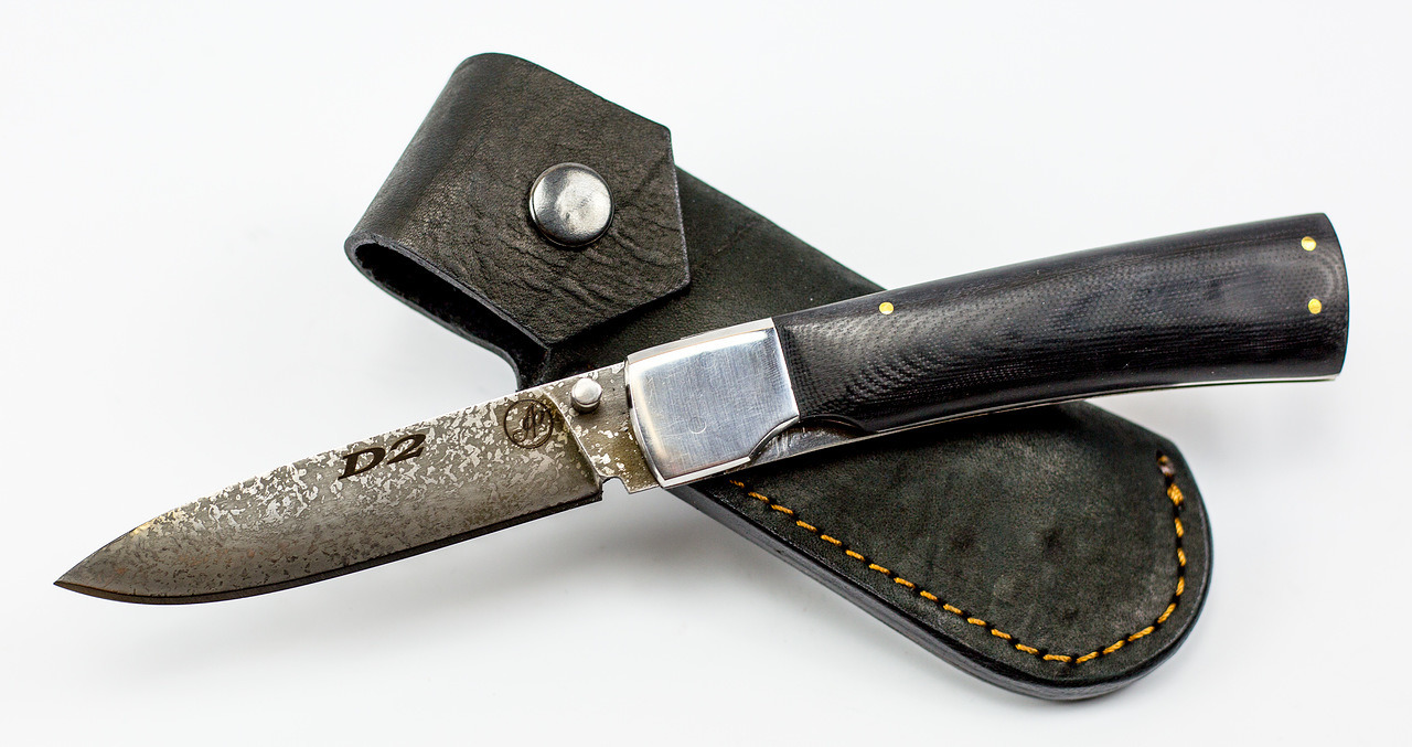 Фото 6 - Нож складной