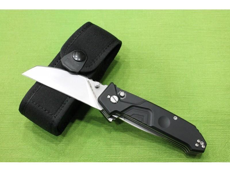 Фото 2 - Многофункциональный складной нож с выкидным стропорезом Extrema Ratio Police III, сталь Bhler N690, рукоять алюминий
