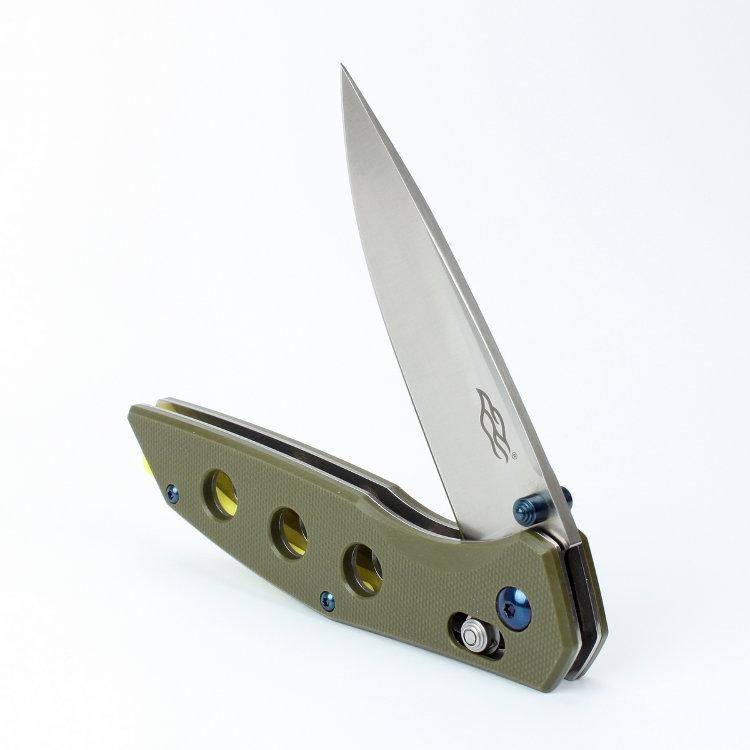 Фото 2 - Нож складной Firebird (by Ganzo),  FB7621-GR,зеленый