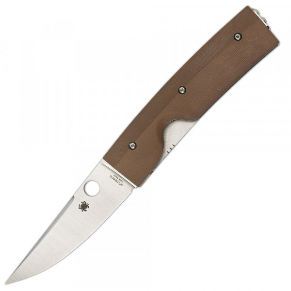 Нож складной Nilakka Folder Brown