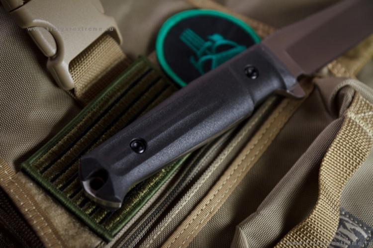 Фото 2 - Тактический нож Croc AUS-8 S, Кизляр от Kizlyar Supreme