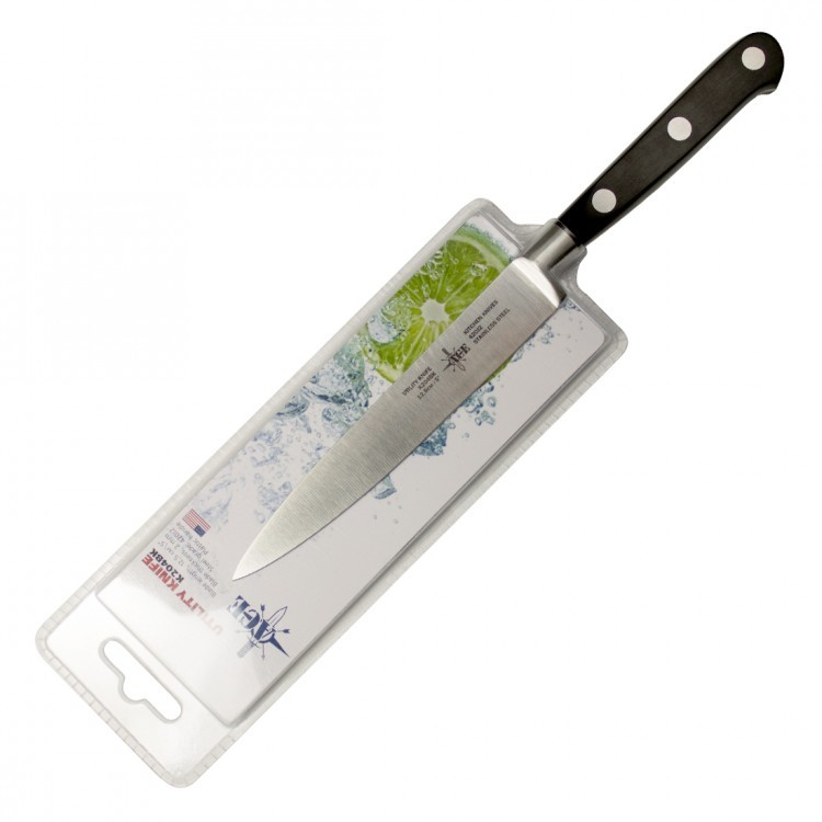 Нож кухонный ACE K204BK Utility knife