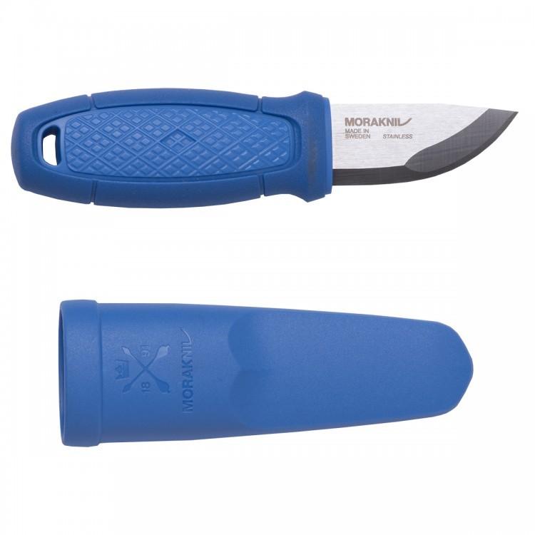 Нож Morakniv Eldris, нержавеющая сталь, синий