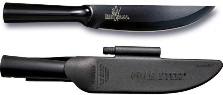 Фото 2 - Нож Cold Steel Bushman 95BUSK, сталь SK-5, рукоять сталь