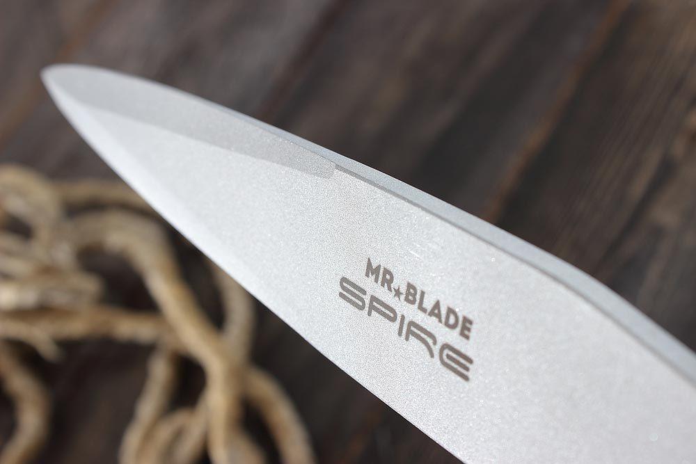 Фото 7 - Метательный нож SPIRE от Mr.Blade