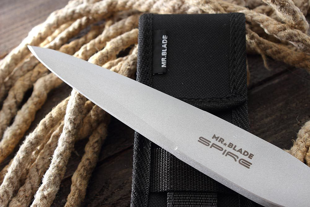 Фото 8 - Метательный нож SPIRE от Mr.Blade