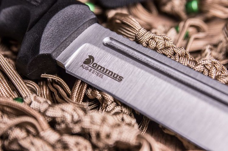Фото 5 - Нож Dominus AUS-8 SW, Kizlyar Supreme