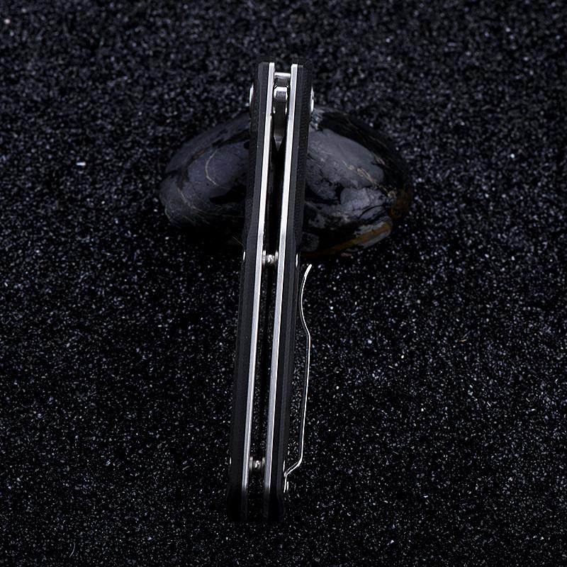 Фото 15 - Складной нож Ящер, D2 от QSP