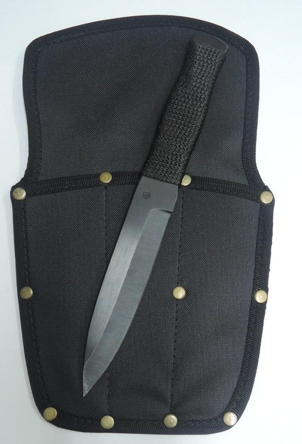 """Набор метательных ножей """"Горец-3"""", комплект 3 шт, сталь 65Г"""