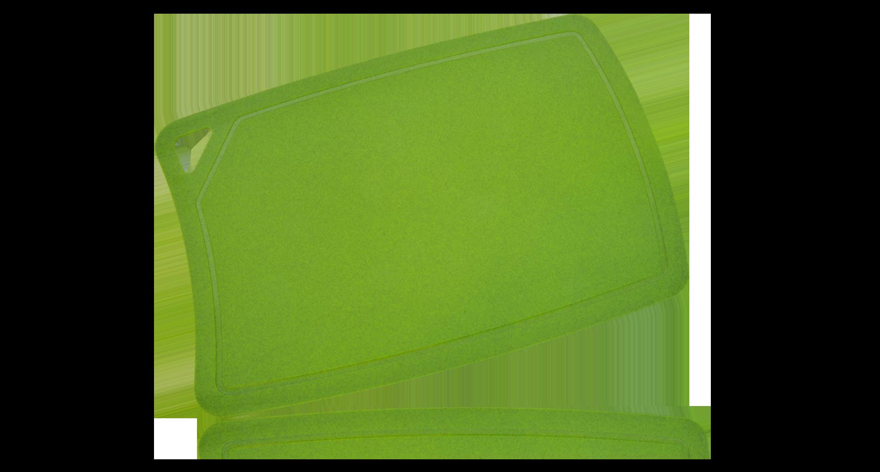 Доска разделочная BIOMAID, термопластичный полиуретан, зеленый, 240x170x2ммTojiro<br>Доска разделочная BIOMAID, термопластичный полиуретан, зеленый, 240x170x2мм<br>