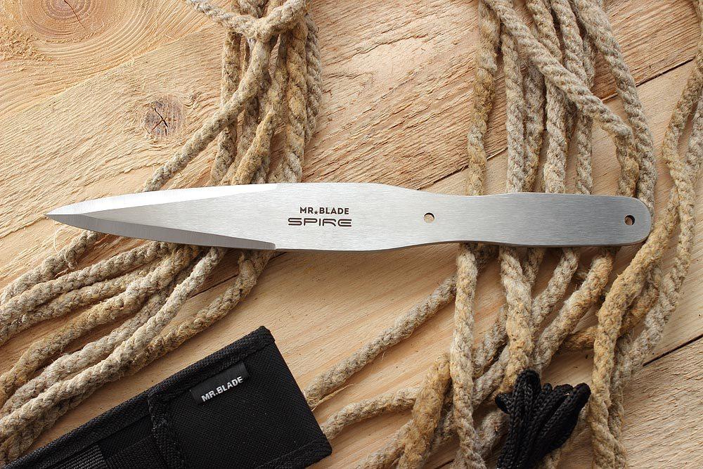 Фото 10 - Метательный нож SPIRE от Mr.Blade