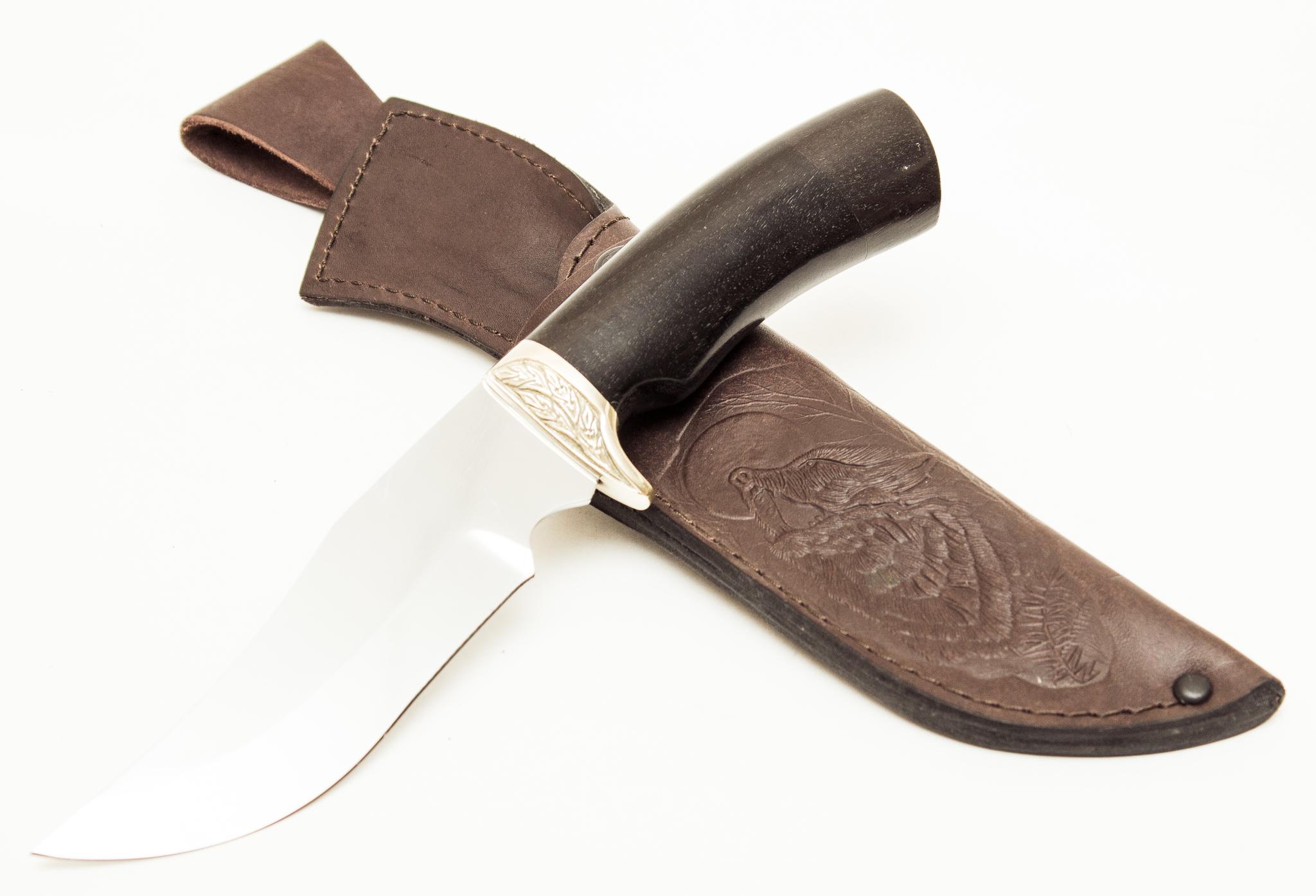 Нож Турист-4, алмазная сталь