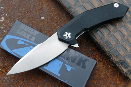 Складной нож Zero Tolerance 0095 Replica, черный