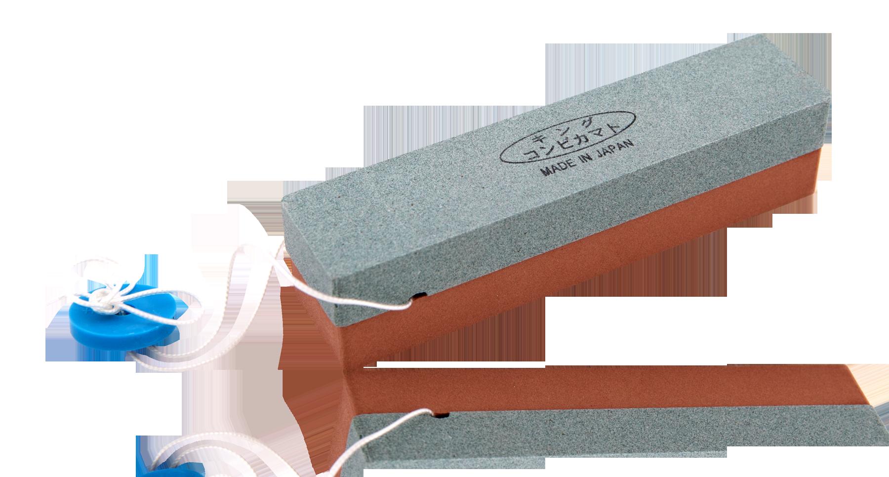Камень точильный водный комбинированный 135*30*30мм грубый/средний компактный #250/#1000Бруски и камни<br>Камень точильный водный комбинированный 135*30*30мм грубый/средний компактный #250/#1000<br>