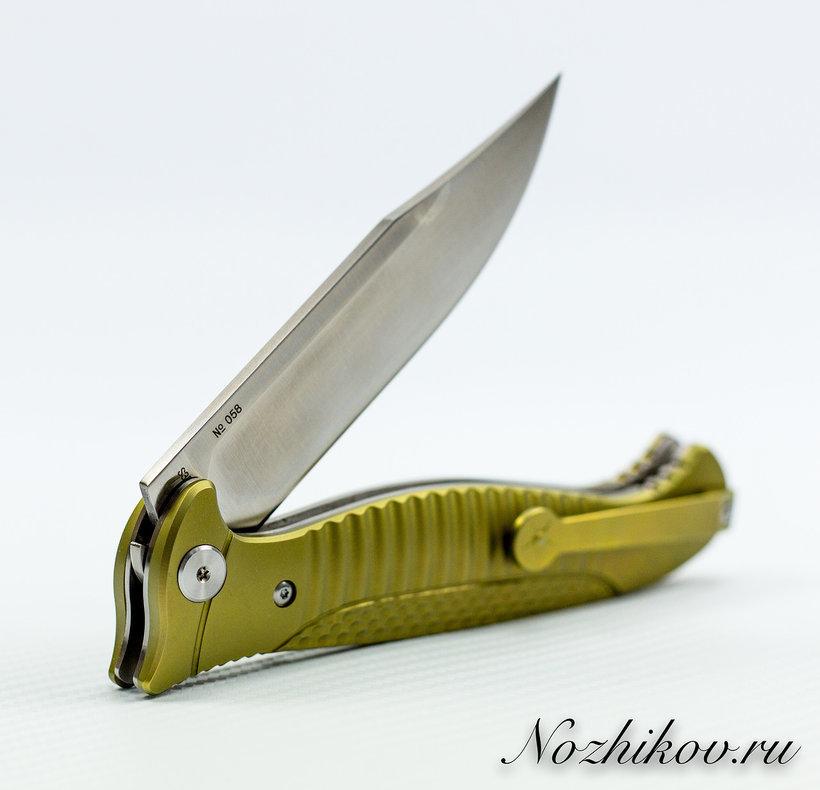 Фото 3 - Складной нож Финка-2, S35VN от Reptilian