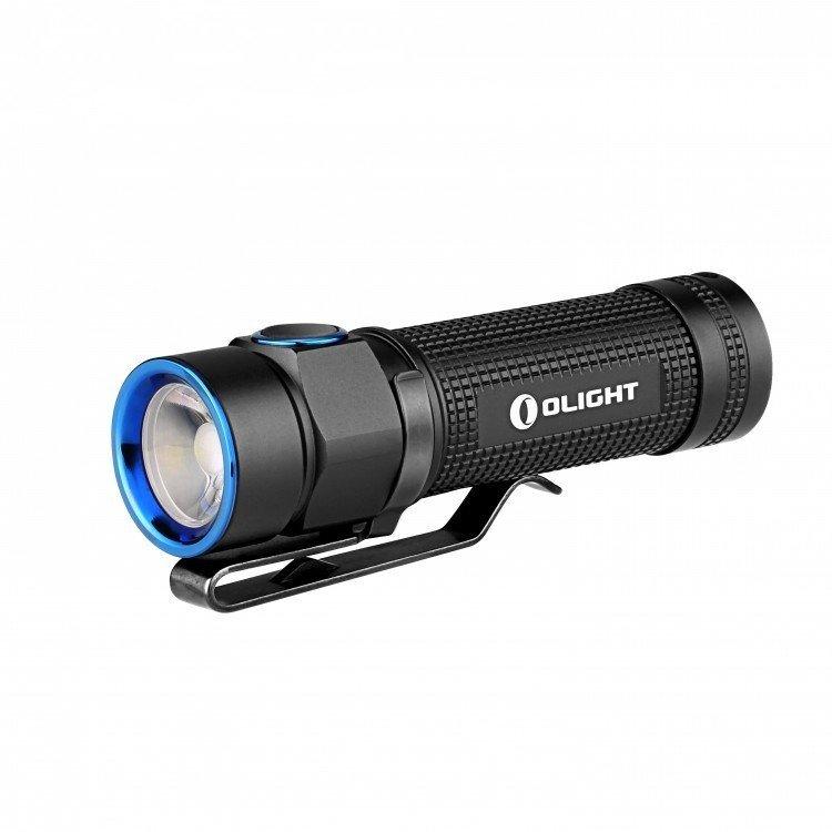 Фонарь Olight S1A Baton NW фонарь светодиодный налобный olight h1r nova nw нейтральный с акб и usb зу