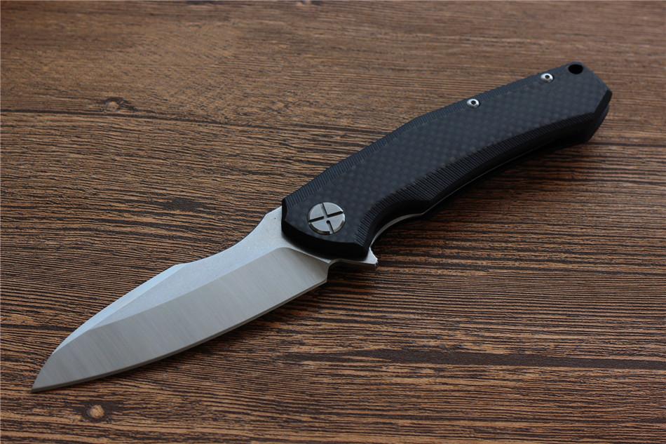 Фото - Складной нож Miker Carbon сталь D2