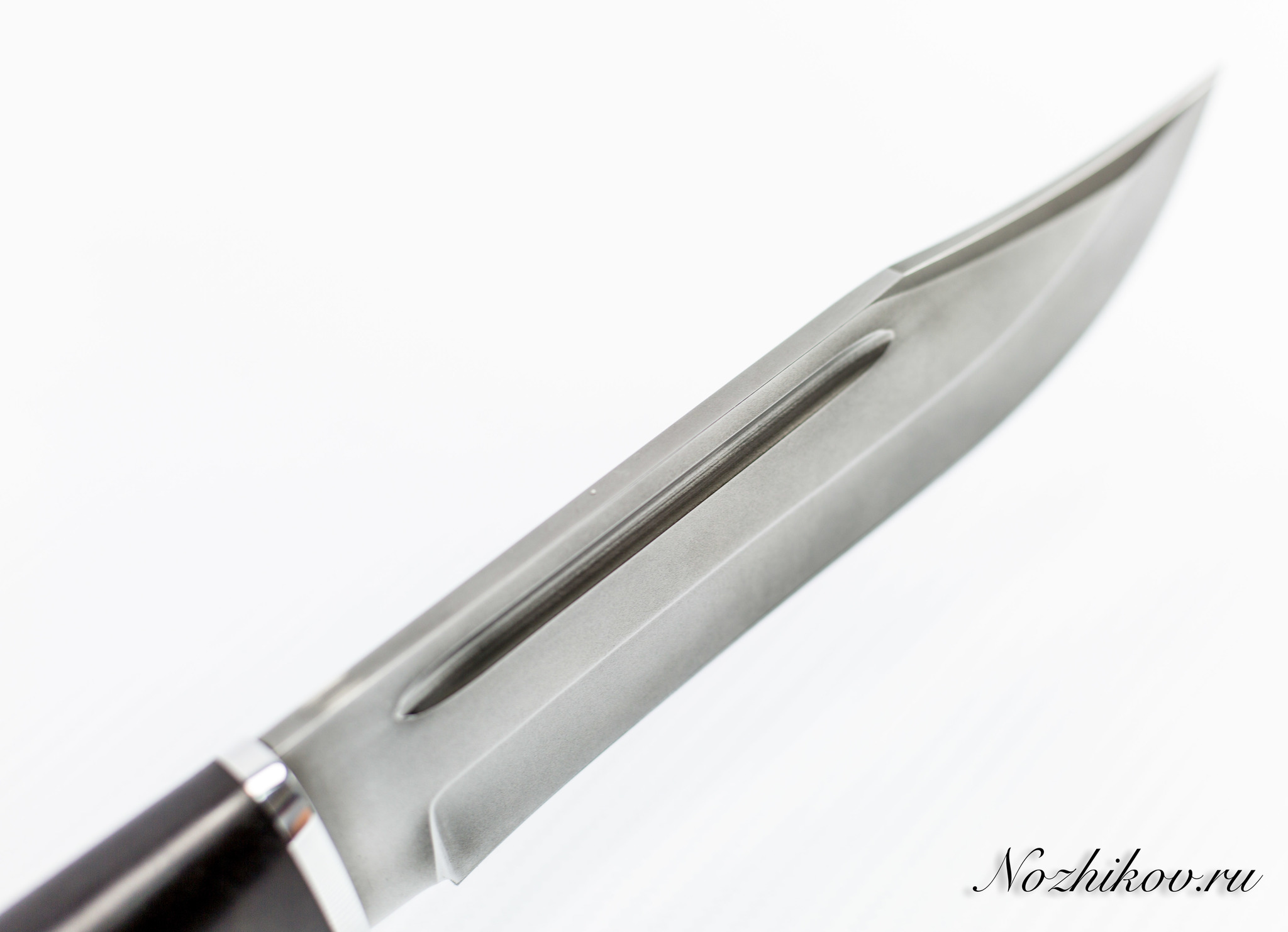 Нож Пустынный орел кованый Х12МФ, граб
