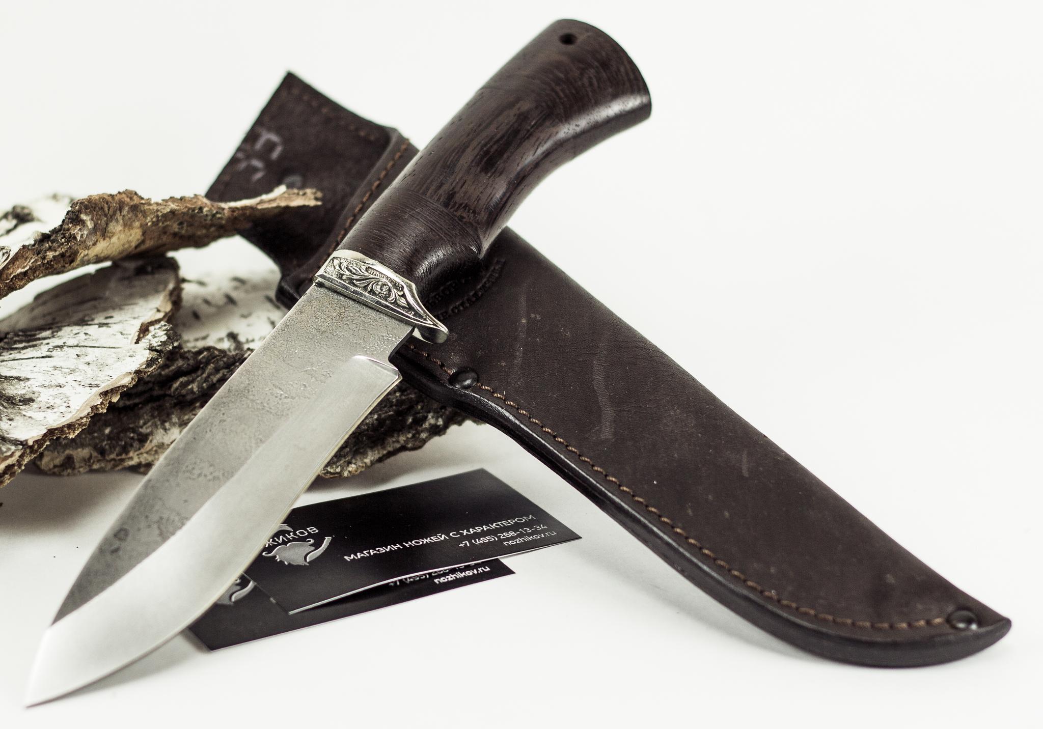 """Нож """"Волк-2""""  Х12МФ, матовое покрытие"""
