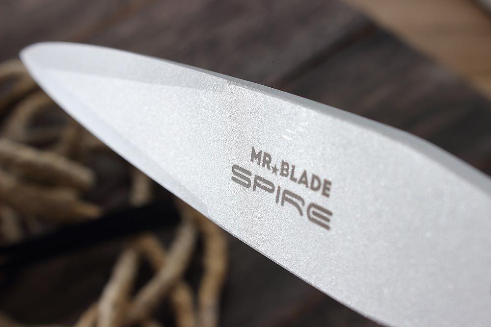 Фото 8 - Набор метательных ножей SPIRE satin от Mr.Blade