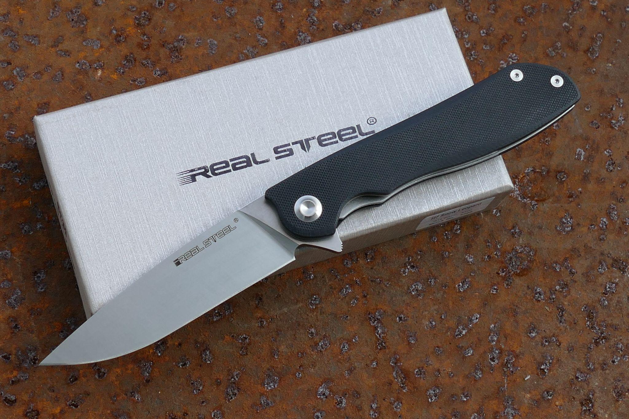 Складной нож МегалодонРаскладные ножи<br>Материал лезвия: Sandvik 14C28NТвердость: 59-60 HRСОбщая длина: 222 ммДлина клинка: 100 ммТолщина клинка: 3.5 ммширина клинка наибольшая:27ммМатериал ручки: G10Вес:131 гр<br>