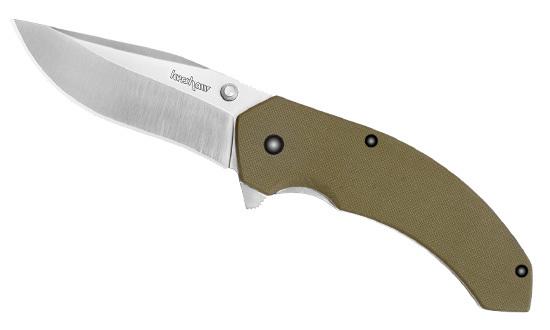 Нож складной KERSHAW Lahar c зеленой рукоятьюРаскладные ножи<br>Производитель: KERSHAW<br>Сталь: VG-10<br>Рукоять: G-10<br>Длина лезвия: 8,89 см.<br>Вес: 155,87 гр.<br>
