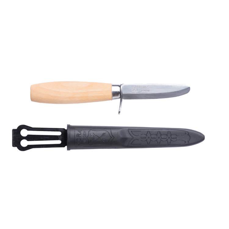 Нож Morakniv Rookie, ламинированная стальMora<br>Нож Morakniv Rookie, ламинированная сталь<br>
