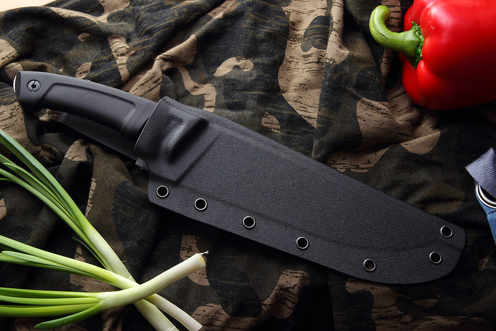 Фото 3 - Кухонный тактический мужской нож Pioneer от Noname