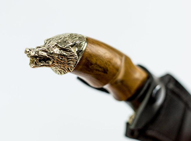 Фото 15 - Авторский Нож из Дамаска №45, Кизляр от Noname