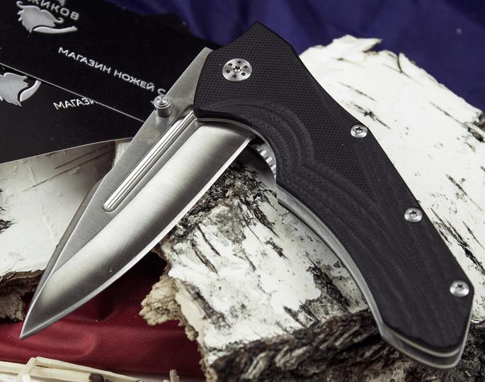 Складной нож Чужак