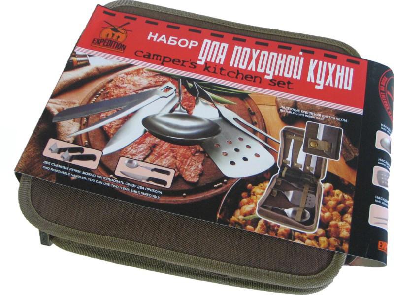 """Набор для походной кухни от Магазин ножей """"Ножиков"""""""