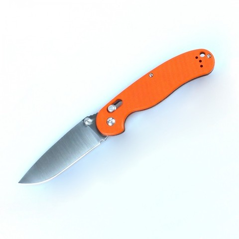 Складной нож Ganzo Rat G727M, оранжевый - Nozhikov.ru